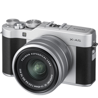 New Fujifilm X-A5 Kit (15-45mm) Digital Camera Silver (FREE DELIVERY + 1 YEAR WARRANTY)