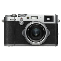 New Fujifilm X100F 24MP Digital Camera Silver (FREE DELIVERY + 1 YEAR WARRANTY)