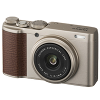 New Fujifilm XF10 24MP Digital Camera Champagne Gold (FREE DELIVERY + 1 YEAR WARRANTY)