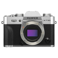New Fujifilm X-T30 Mirrorless 26MP Digital Camera Silver (FREE DELIVERY + 1 YEAR WARRANTY)