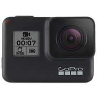 New GoPro HERO7 Black Camera (FREE DELIVERY + 1 YEAR WARRANTY)