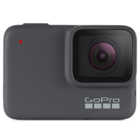 New GoPro HERO7 Silver Camera (FREE DELIVERY + 1 YEAR WARRANTY)