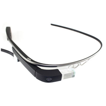 New Google Glass Explorer Edition V2 Charcoal Black Glasses (STANDARD DELIVERY)
