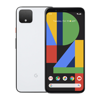 UNLOCKED New Google Pixel 4 128GB 6GB RAM 4G LTE Smartphone Clearly White (FREE DELIVERY + 1 YEAR WARRANTY)