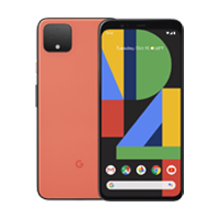 UNLOCKED New Google Pixel 4 64GB 6GB RAM 4G LTE Smartphone Oh So Orange (FREE DELIVERY + 1 YEAR WARRANTY)