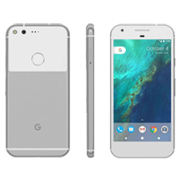 UNLOCKED New Google Pixel XL 128GB 4GB RAM 4G LTE Smartphone Silver (FREE DELIVERY + 1 YEAR WARRANTY)
