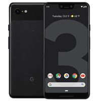 UNLOCKED New Google Pixel 3 XL 128GB 4GB RAM 4G LTE Smartphone Just Black (FREE DELIVERY + 1 YEAR WARRANTY)
