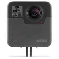 New Gopro Fusion 360 Camera (FREE DELIVERY + 1 YEAR WARRANTY)