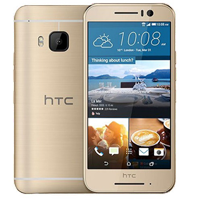 HTC One S9 16GB 4G LTE International SmartPhone Gold UNLOCKED (1 YEAR WARRANTY)
