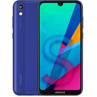 UNLOCKED New Huawei Honor 8S Dual SIM 32GB 2GB RAM 4G LTE Smartphone Blue (FREE DELIVERY + 1 YEAR WARRANTY)