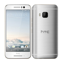 HTC One S9 16GB 4G LTE International SmartPhone Silver  UNLOCKED (1 YEAR WARRANTY)