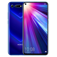 UNLOCKED New Huawei Honor View 20 Dual SIM 128GB 6GB RAM 4G LTE Smartphone Saphire Blue (FREE DELIVERY + 1 YEAR WARRANTY)