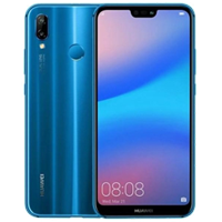 UNLOCKED New Huawei P20 Lite ANE-LX2 Dual SIM 4G 64GB Smartphone Blue (FREE DELIVERY + 1 YEAR WARRANTY)
