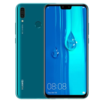 UNLOCKED New Huawei Y9 2019 JKM-LX2 Dual SIM 4G 64GB Smartphone Blue (FREE DELIVERY + 1 YEAR WARRANTY)