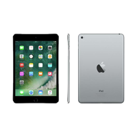 Used as demo Apple iPad Mini 4 64GB Wifi + Cellular Space Gray (6 month warranty + 100% Genuine)