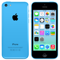 Apple iPhone 5c UNLOCKED 16GB LTE 4G Blue (1 YEAR AUSTRALIAN WARRANTY)