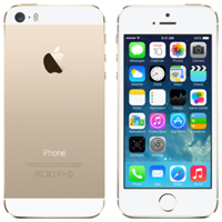 Apple iPhone 5s UNLOCKED 16GB LTE 4G Gold (1 YEAR AUSTRALIAN WARRANTY)