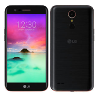 UNLOCKED New LG K10 (2017) M250e Dual SIM 16GB 4G LTE Smartphone Black (1 YEAR WARRANTY)