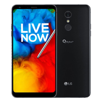 UNLOCKED New LG Q Stylus+ Dual SIM 64 GB LTE Smartphone Black (FREE DELIVERY + 1 YEAR WARRANTY)