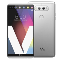LG V20 16MP 64GB 4G LTE Smartphone Silver (1 YEAR AUSTRALIAN WARRANTY)