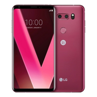 UNLOCKED New LG V30 Plus Dual 128GB 4G LTE Smartphone Rose (FREE DELIVERY + 1 YEAR WARRANTY)