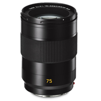 New Leica APO-Summicron-SL 75mm f/2 ASPH lens (FREE DELIVERY + 1 YEAR WARRANTY)
