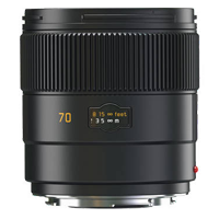 Leica Summarit-S 70mm f/2.5 ASPH Lens (1 YEAR WARRANTY)