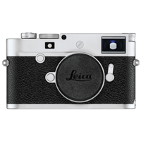 New Leica M10-P 24MP Body Digital Camera Silver (FREE DELIVERY + 1 YEAR WARRANTY)