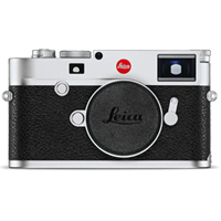 New Leica M10 24MP Body Digital Camera Silver (FREE DELIVERY + 1 YEAR WARRANTY)