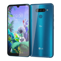UNLOCKED New LG Q60 Dual SIM 64GB 3GB RAM 4G LTE Smartphone Blue (FREE DELIVERY + 1 YEAR WARRANTY)