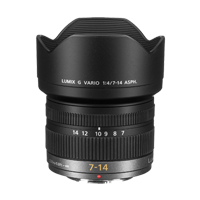New Panasonic LUMIX G VARIO 7-14mm f/4.0 ASPH Lens (FREE DELIVERY + 1 YEAR WARRANTY)