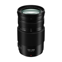 New Panasonic Lumix G Vario 100-300mm f4-5.6 II OIS Lens (FREE DELIVERY + 1 YEAR WARRANTY)
