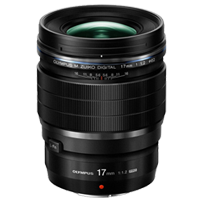 New Olympus M.Zuiko Digital ED 17mm F1.2 PRO Lens (1 YEAR WARRANTY)
