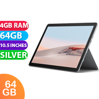 New Microsoft Surface Go 2 Wifi 4GB RAM 64GB Tablet (FREE DELIVERY + 1 YEAR WARRANTY)