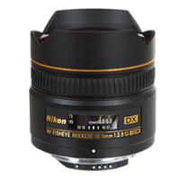 New NIKON AF DX Fisheye Nikkor 10.5mm f/2.8 G ED Lens (FREE DELIVERY + 1 YEAR WARRANTY)