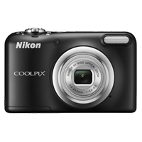 Nikon Coolpix A10 16.1MP Digital Camera Black (1 YEAR WARRANTY)