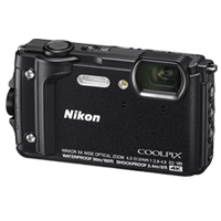 New Nikon Coolpix W300 16MP Digital Camera Black (FREE DELIVERY + 1 YEAR WARRANTY)
