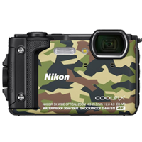New Nikon Coolpix W300 16MP Digital Camera Camo (FREE DELIVERY + 1 YEAR WARRANTY)