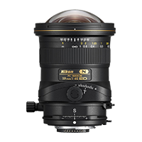 New Nikon PC Nikkor 19mm F/4E ED Lens (FREE DELIVERY + 1 YEAR WARRANTY)