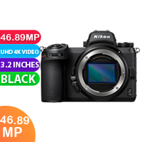 New Nikon Z7 II Body Only Camera (FREE DELIVERY + 1 YEAR WARRANTY)