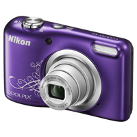 New Nikon Coolpix A10 16MP Digital Camera Purple (1 YEAR WARRANTY)
