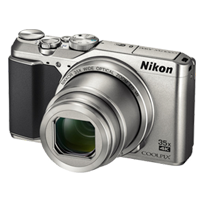 New Nikon Coolpix A900 20MP Digital Camera Silver (FREE DELIVERY + 1 YEAR WARRANTY)