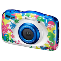 Nikon Coolpix W100 13MP Digital Camera Marine (1 YEAR WARRANTY)