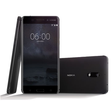 Nokia 6 Dual SIM 64GB 4GB RAM 4G LTE International SmartPhone Black UNLOCKED (1 YEAR WARRANTY)