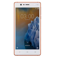 UNLOCKED New Nokia 3 Dual SIM 16GB 2GB RAM 4G LTE SmartPhone Copper White (FREE DELIVERY + 1 YEAR WARRANTY)