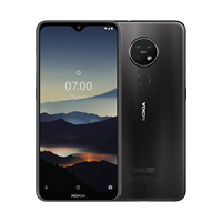 UNLOCKED New Nokia 7.2 Dual SIM 128GB 6GB RAM 4G LTE Smartphone Charcoal (FREE DELIVERY + 1 YEAR WARRANTY)