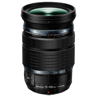 Olympus M.ZUIKO DIGITAL ED 12-100mm F4.0 IS PRO Lens (1 YEAR WARRANTY)