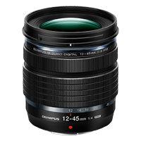 New Olympus 12-45mm f4 PRO Lens Black (FREE DELIVERY + 1 YEAR WARRANTY)
