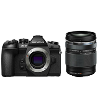 New Olympus OM-D E-M1 MK II (14-150 II) Kit Digital Cameras Black (FREE DELIVERY + 1 YEAR WARRANTY)