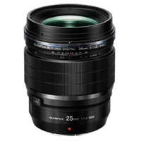 Olympus M.ZUIKO Digital ED 25mm f/1.2 PRO Lens (1 YEAR WARRANTY)